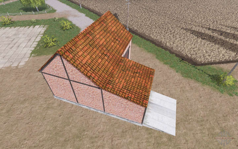 Multi Storage Shed v1 4 for Farming Simulator 2017