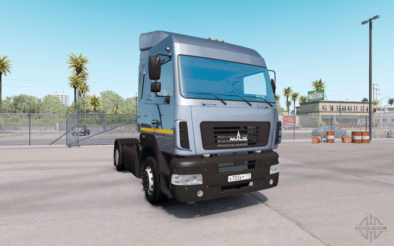 Maz 5440Е9 520 031 For American Truck Simulator