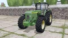 John Deere 4655 for Farming Simulator 2017