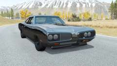 Dodge Coronet RT (WS23) 1970 v3.2 for BeamNG Drive