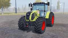 Claas Axion 950 2011 for Farming Simulator 2013