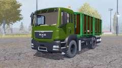 MAN TGS tipper for Farming Simulator 2013