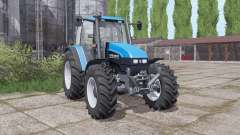 New Holland TS115 narrow wheels for Farming Simulator 2017