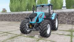 Landini 6-145 configure for Farming Simulator 2017