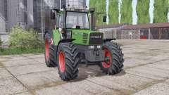 Fendt Favorit 512C Turbomatic pack for Farming Simulator 2017