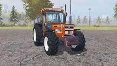 Fiatagri 100-90 front weight for Farming Simulator 2013