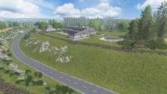 La Ferme Des Hauts Butes for Farming Simulator 2017