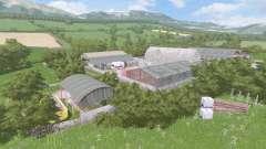 Old Glenort v2.0 for Farming Simulator 2017