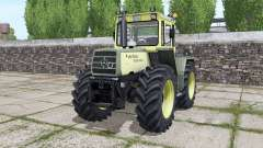 Mercedes-Benz Trac 1500 Turbo 1980 for Farming Simulator 2017