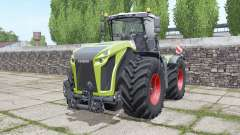CLAAS Xerion 4500 Trac VC add weight for Farming Simulator 2017
