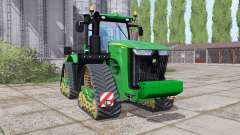 John Deere 9560RX green for Farming Simulator 2017