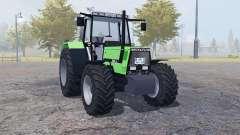 Deutz-Fahr DX 6.06 dual rear for Farming Simulator 2013