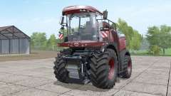 Krone BiG X 580 tuning for Farming Simulator 2017