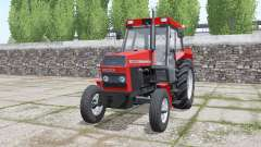 Ursus 1012 interactive control for Farming Simulator 2017