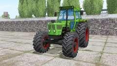 Deutz D 80 06 interactive control for Farming Simulator 2017