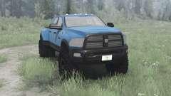 Dodge Ram 3500 Heavy Duty Crew Cab for MudRunner