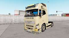 Volvo FH16 Globetrotter XL European Style v1.1 for Euro Truck Simulator 2