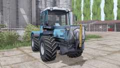 T-150K-09-25, with a blade for Farming Simulator 2017