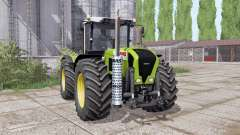 CLAAS Xerion 3800 Trac VC chip tuning for Farming Simulator 2017