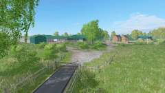Smokedown Farm for Farming Simulator 2015