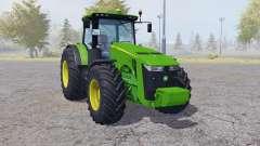 John Deere 8360R add weights for Farming Simulator 2013