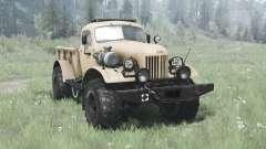 ZIL 157 4x4 Logger v1.1 for MudRunner