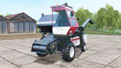 SK-5МЭ-1 Niva-Effect two headers for Farming Simulator 2017