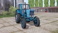 MTZ 50 Belarus is temperate-blue for Farming Simulator 2017