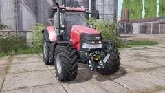 Case IH Puma 185 CVX new lights for Farming Simulator 2017