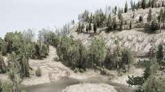 Mountain Pass for MudRunner
