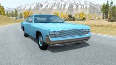 Gavril Barstow coupe v2.5.5 for BeamNG Drive