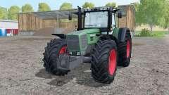 Fendt Favorit 824 Turboshift front weight for Farming Simulator 2015