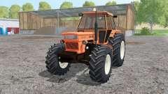 Fiat 1300 DT change wheels for Farming Simulator 2015