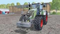 Fendt 828 Vario weight for Farming Simulator 2015