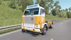 Volvo F88 4x2 tractor 1965 v1.4 for Euro Truck Simulator 2