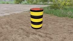 Marker Barrel for Farming Simulator 2017