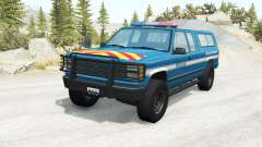 Gavril D-Series Gendarmerie v2.5 for BeamNG Drive