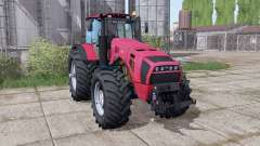 Belarus 4522 dual wheels for Farming Simulator 2017