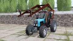 MTZ-1221 Belarus tagamet for Farming Simulator 2017
