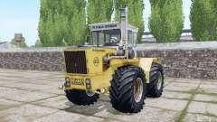 Raba-Steiger 250 double wheels for Farming Simulator 2017