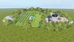 Vineyard v4.0 for Farming Simulator 2017