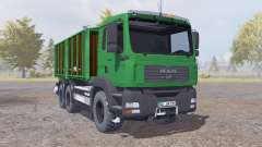 MAN TGA tipper for Farming Simulator 2013