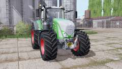 Fendt 936 Vario Grey Grill for Farming Simulator 2017