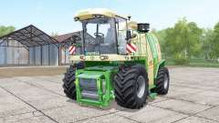 Krone BiG X 1100 SGDW for Farming Simulator 2017