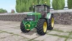 John Deere 6920S Premium for Farming Simulator 2017
