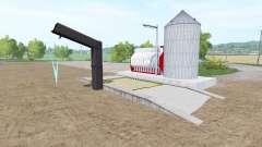 Multi Interim Storage v2.0 for Farming Simulator 2017
