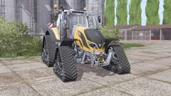 Valtra T214 crawler modules for Farming Simulator 2017