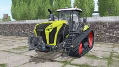 CLAAS Xerion 4000 crawler for Farming Simulator 2017
