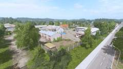 Gorzkowa v3.6 for Farming Simulator 2017