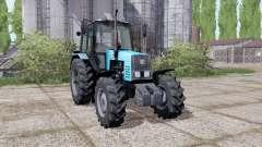 MTZ-1221 Belarus tractor dual wheels for Farming Simulator 2017